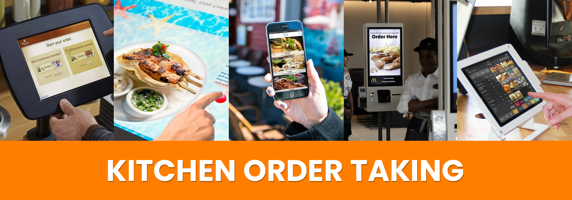 Kitchen Order Taking System